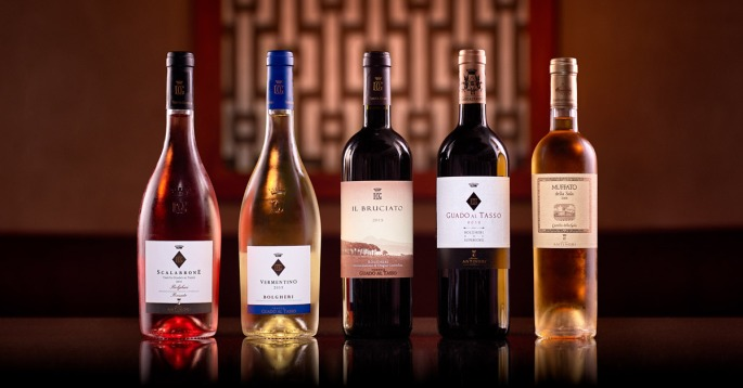 WINE PAIRINGS - Photo of Bottles